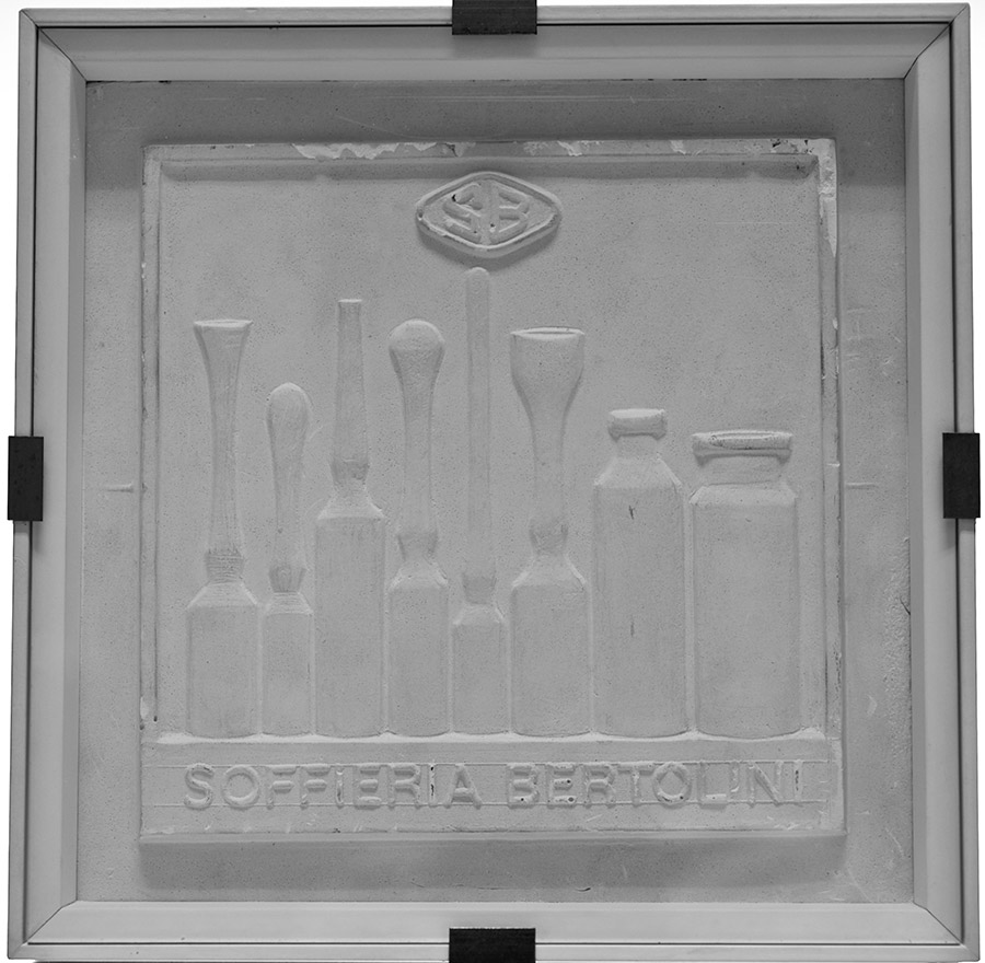 History Soffieria Bertolini, manufacture vials for the pharmaceutical industry