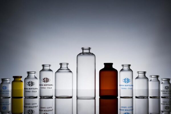Soffieria Bertolini manufacture vials for the pharmaceutical industry